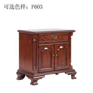 可选择颜色:F603红木色