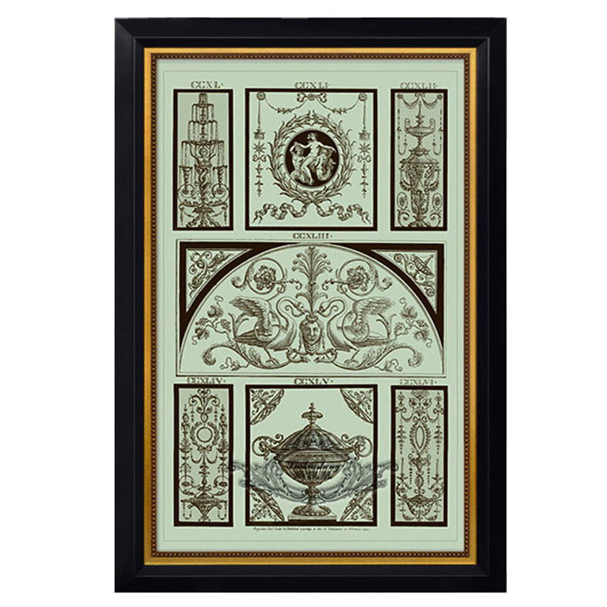 装饰画-fookyik福溢家居,英式家具,美式家具,法式家具图片